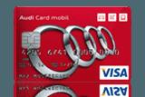 Audi Bank Visa mobil
