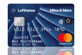 Miles & More Credit Card Blue
