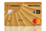 Lufthansa Miles & More Credit Card Gold