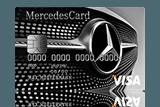 MercedesCard Silber
