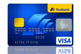 Postbank Visa Card