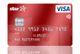 star Visa Card