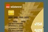 Wüstenrot Visa Prepaid Gold